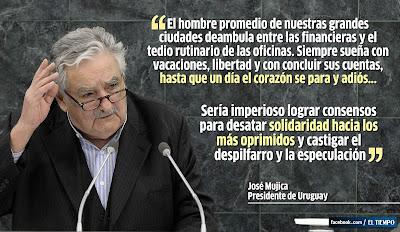 "Frases de José ""Pepe"" Mujica"