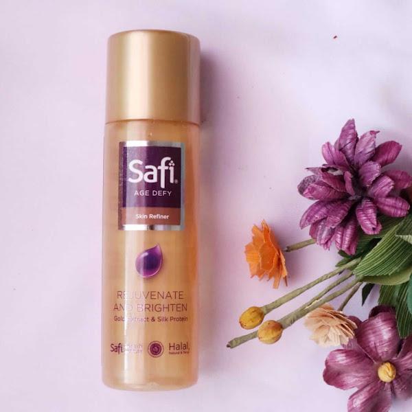 7 Kelebihan Safi Age Defy Skin Refiner