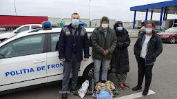 Cetățeni marocani și libieni, ascunși pe șasiul unor autovehicule, depistaţi la P.T.F. Calafat