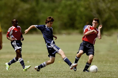 Soccer can reduce 'static' in the brain