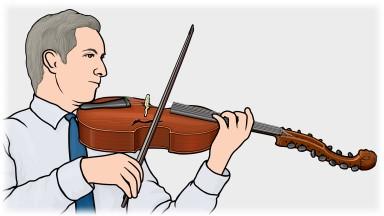 ビオラ・ダ・モーレ(viola d'amore)