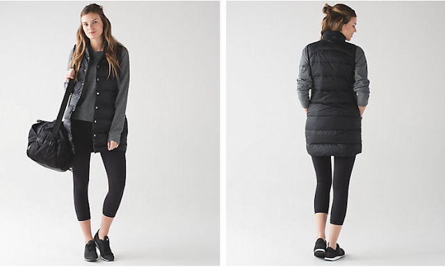 lululemon all-days-vest