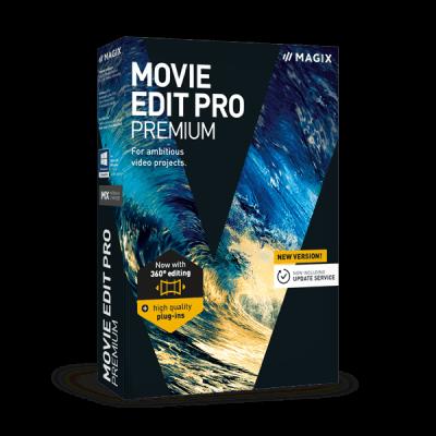 تنزيل برنامج تعديل الفيديوهات للكمبيوتر download magix movie edit pro 2020 premium