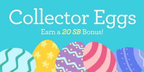 Image: Swagbucks is celebrating April with Collector's Bills worth bonus SB points that you can collect by simply searching the web