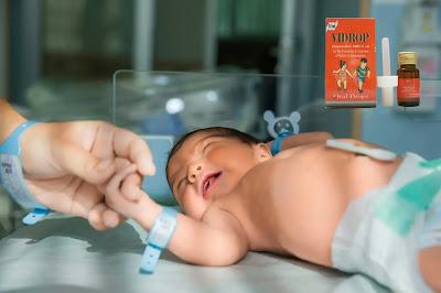 فيتامين د للأطفال حديثي الولادة