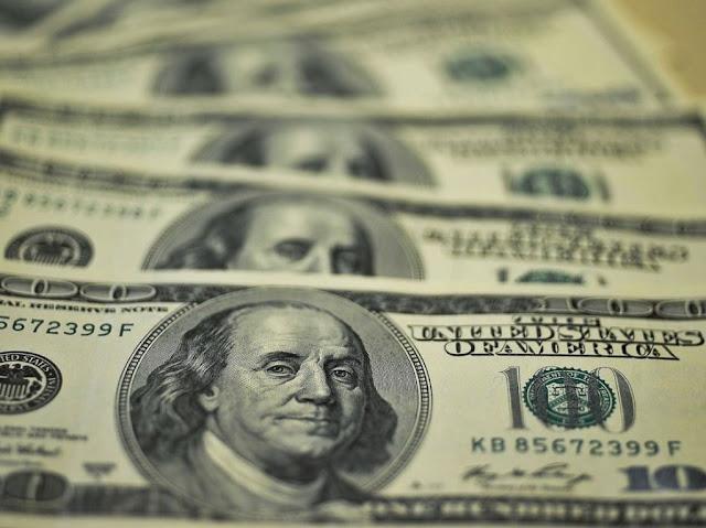 Dólar tem pequena alta e sobe para R$ 5,33 com piora externa