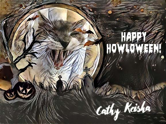 Feral Friday: Howloween Scaries