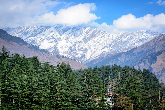 Top 10 Romantic Honeymoon Places in India, manali weather
