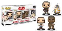 Pop! Star Wars: The Last Jedi - Rebel 4pk (Costco)