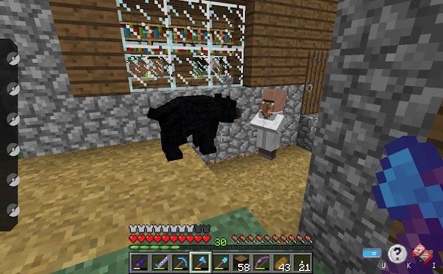 YabloVH on Minecraft