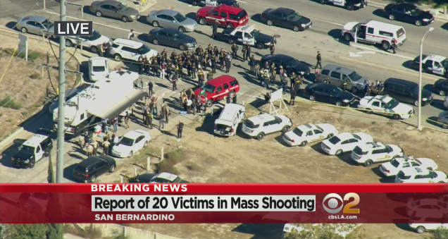 The San Bernardino Mass Shooting