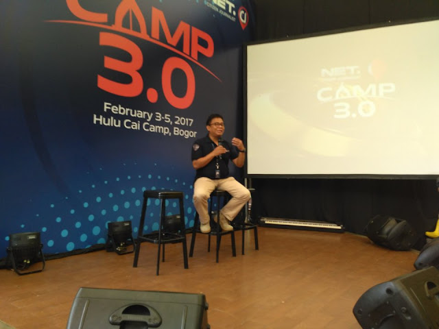 NET CJ Camp 3.0