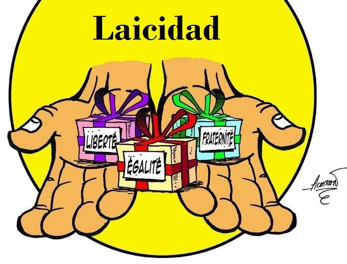 Resultado de imagen para Laicidad, laicismo