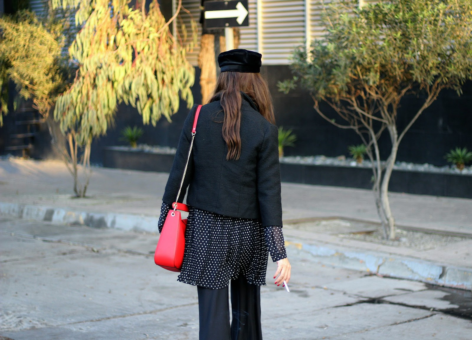 How To Wear The Dress and Pants Trend Like An Expert by Shamelessly Fabylous Faby Alvarado