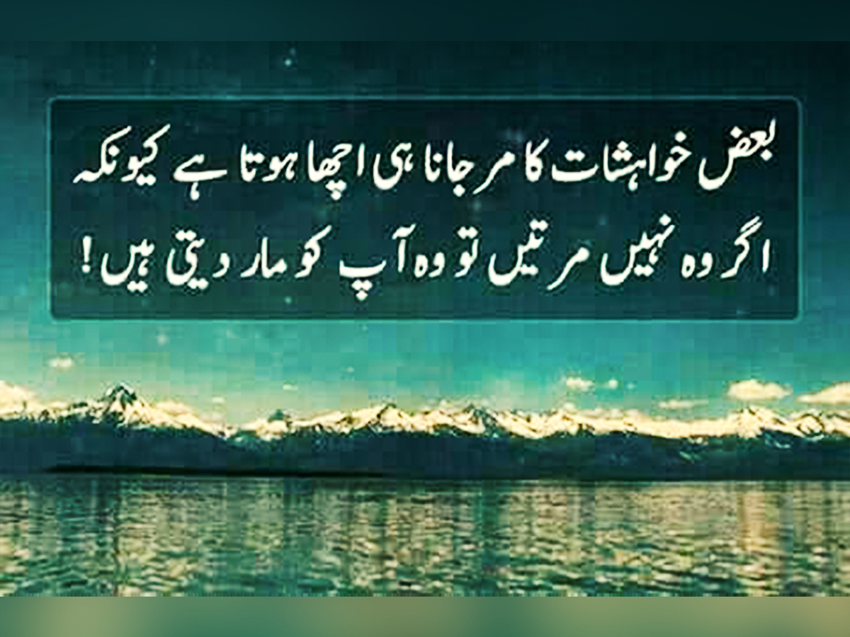 Islamic Quotes About Life Unique Beautiful Islamic Quotes About Life In Urdu