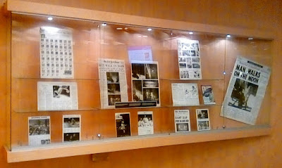 display by the Toronto Public Library