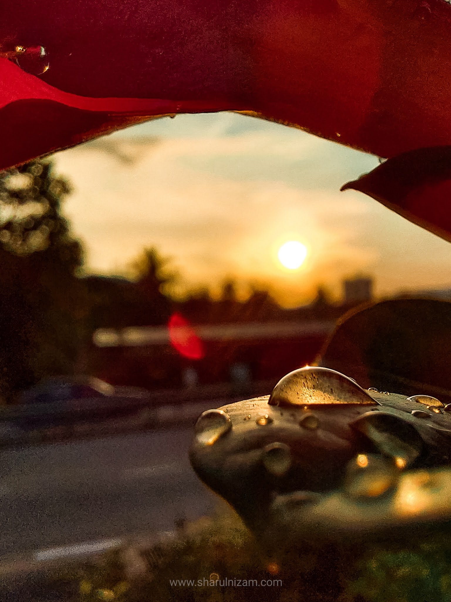 Sunset Di Laman Bonda