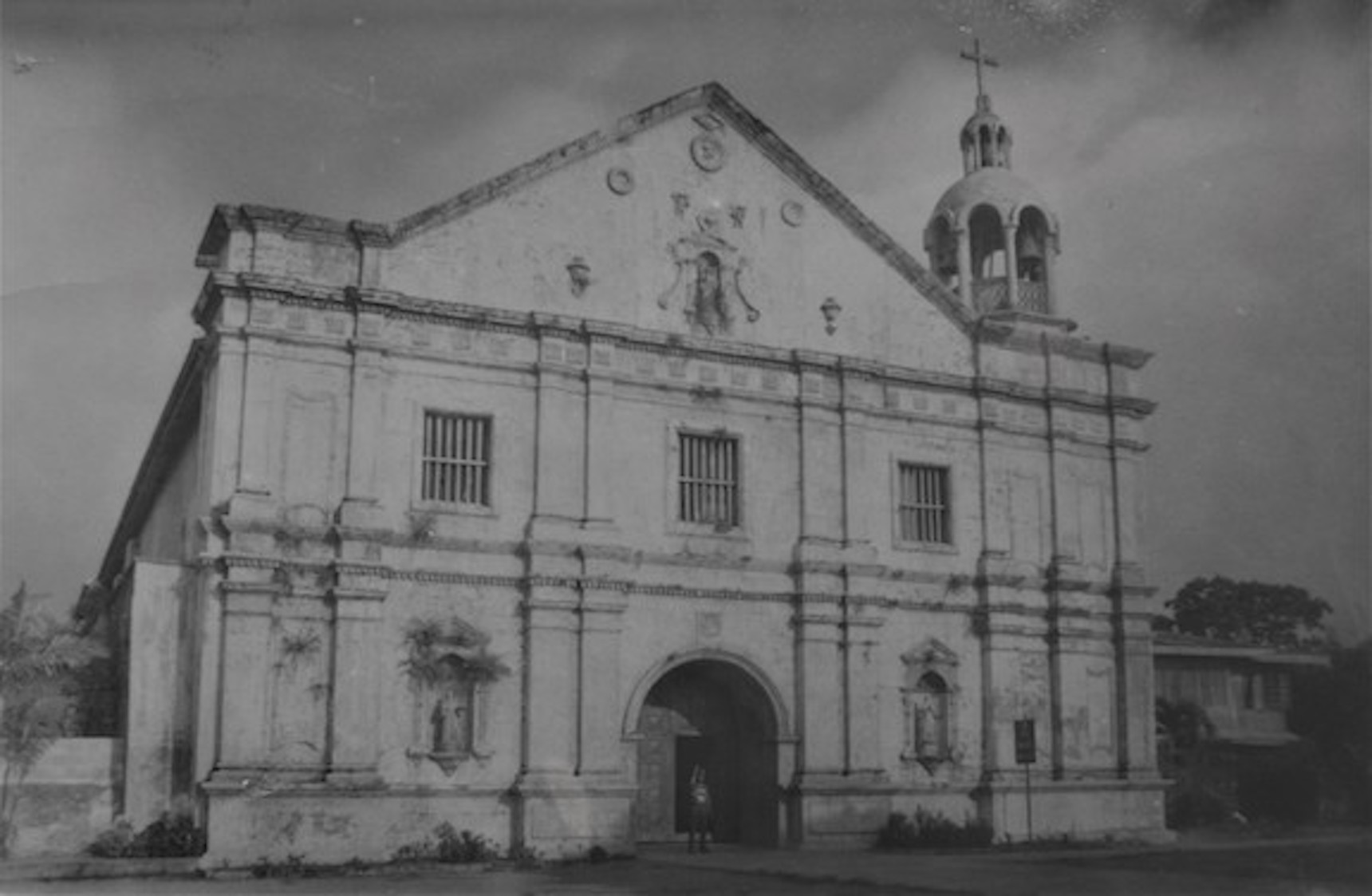 The San Andres Church also known as Masinloc Church in Zambales | Colonial church architecture in the Philippines