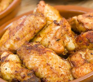 Garlic Chicken Fried Chicken Recipe