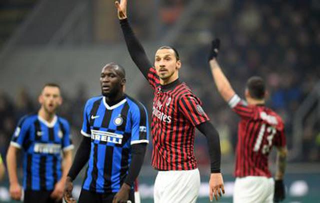 Video Inter 4-2 AC Milan: Lukaku - Ibra đua tài, đại tiệc 6 bàn gây sốc