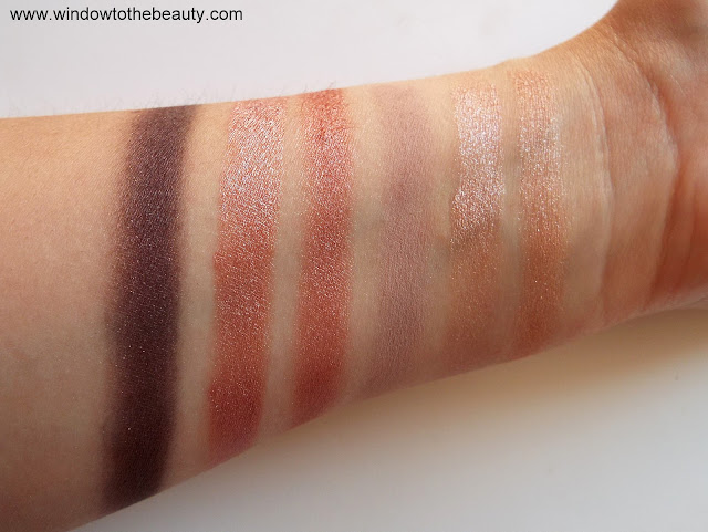 Elf Rose Water Swatches and review