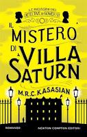 Il mistero di Villa Saturn - M.R.C. Kasasian