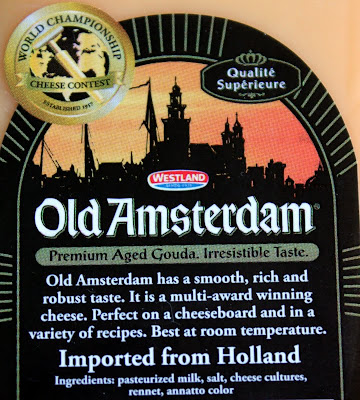 old amsterdam wine pairings
