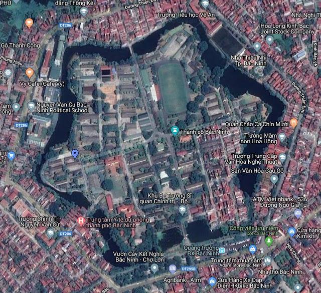 Thành Bắc Ninh