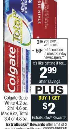 Colgate Optic White Toothpaste-