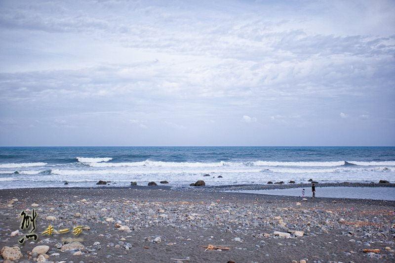 東海岸部落工作假期一起飛魚磯崎協力人