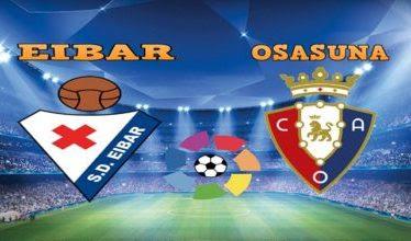 Prediksi Eibar vs Osasuna