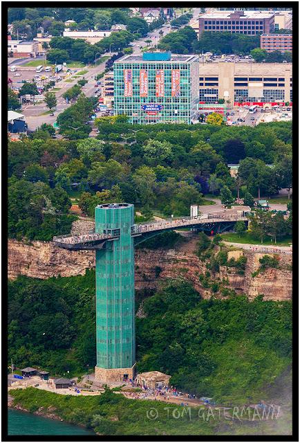 Niagara Falls Observation Tower - Niagara Falls, NY