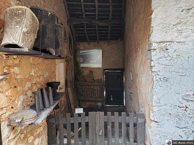 Detalhe da Casa-Museu Aljustrel - O que fazer em Fátima