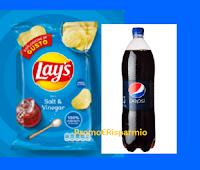 """Concorso """"Lay's Natale 2020"""" : vinci 50 forniture di prodotti e 50 buoni spesa da 100 euro !"""