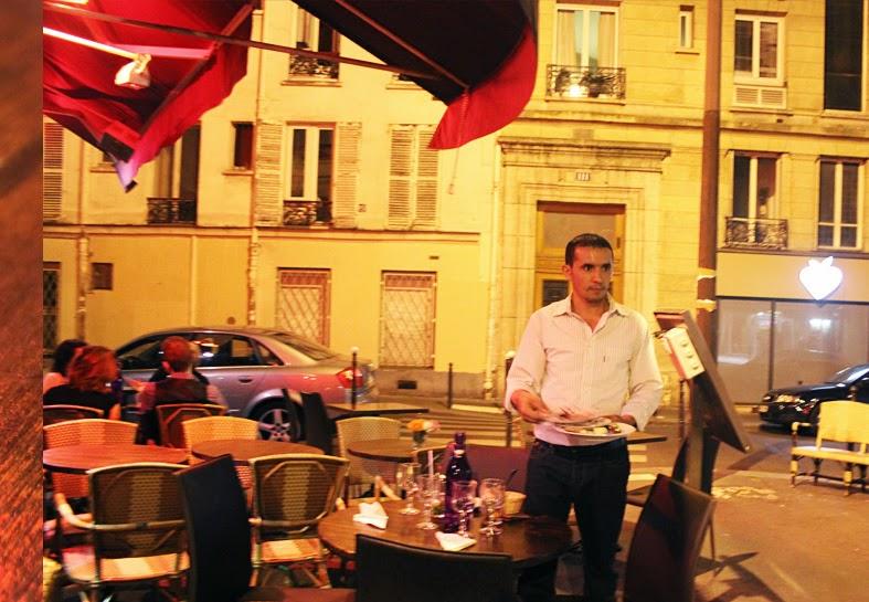 Amie Hu Paris Restaurants