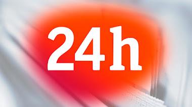 Noticias 24h | Noticias, Televisión en Vivo
