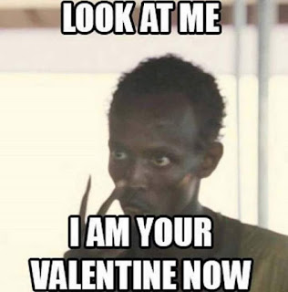 I am your Valentine