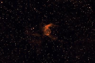 "M1, nebulosa ""del Cranc"""