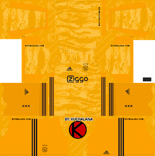 AFC Ajax 2019/2020 Kit - Dream League Soccer Kits