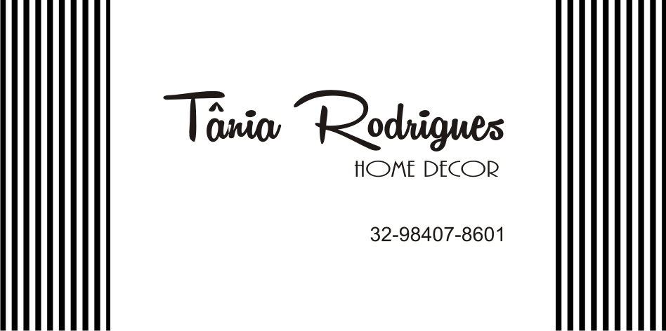 Tania Rodrigues Home Decor