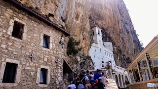 Monténégro : Monastère Octpor