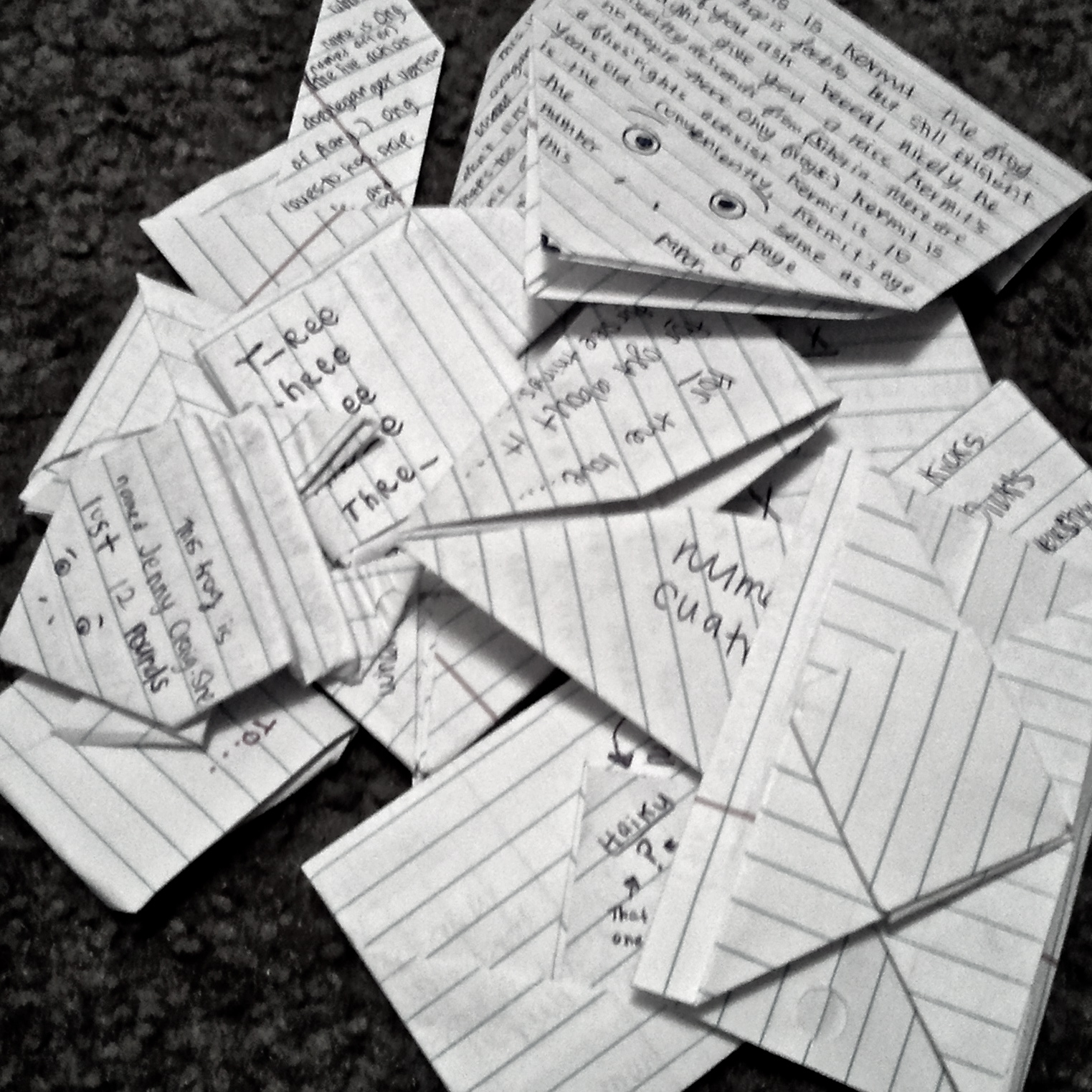 Consider It Listed 8 Fun Ways to Fold Notes or Letters