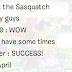 Megg Confirma Sasquatch na Expedição Selvagem!