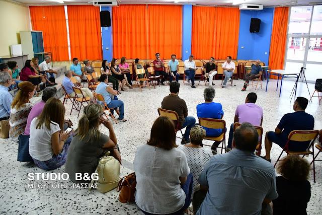 Σύσκεψη εκπαιδευτικών της Αργολίδας για το σοβαρό ζήτημα της μεταφοράς των μαθητών (βίντεο)