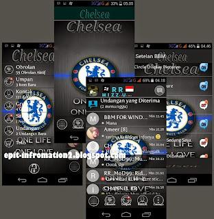 BBM Mod Chelsea Based 2.8.0.21 Terbaru