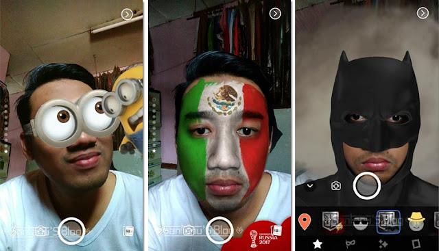 Update Facebook App, Rubah Tampilan Story Jadi Persegi