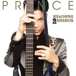 Prince - Welcome 2 America Music Album Reviews