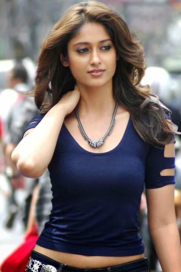 Indian Film Actress Ileana D Cruz Hot Photos And