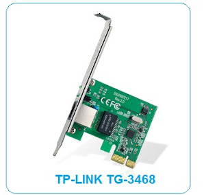 Mbps Gigabit PCIe Network Adapter is a highly integrated and cost TP-LINK TG-3468 PCI Express Network DRIVER | Direct Download Link