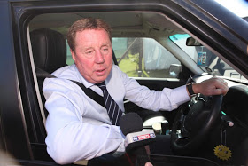 Epl football coach Harry Redknapp